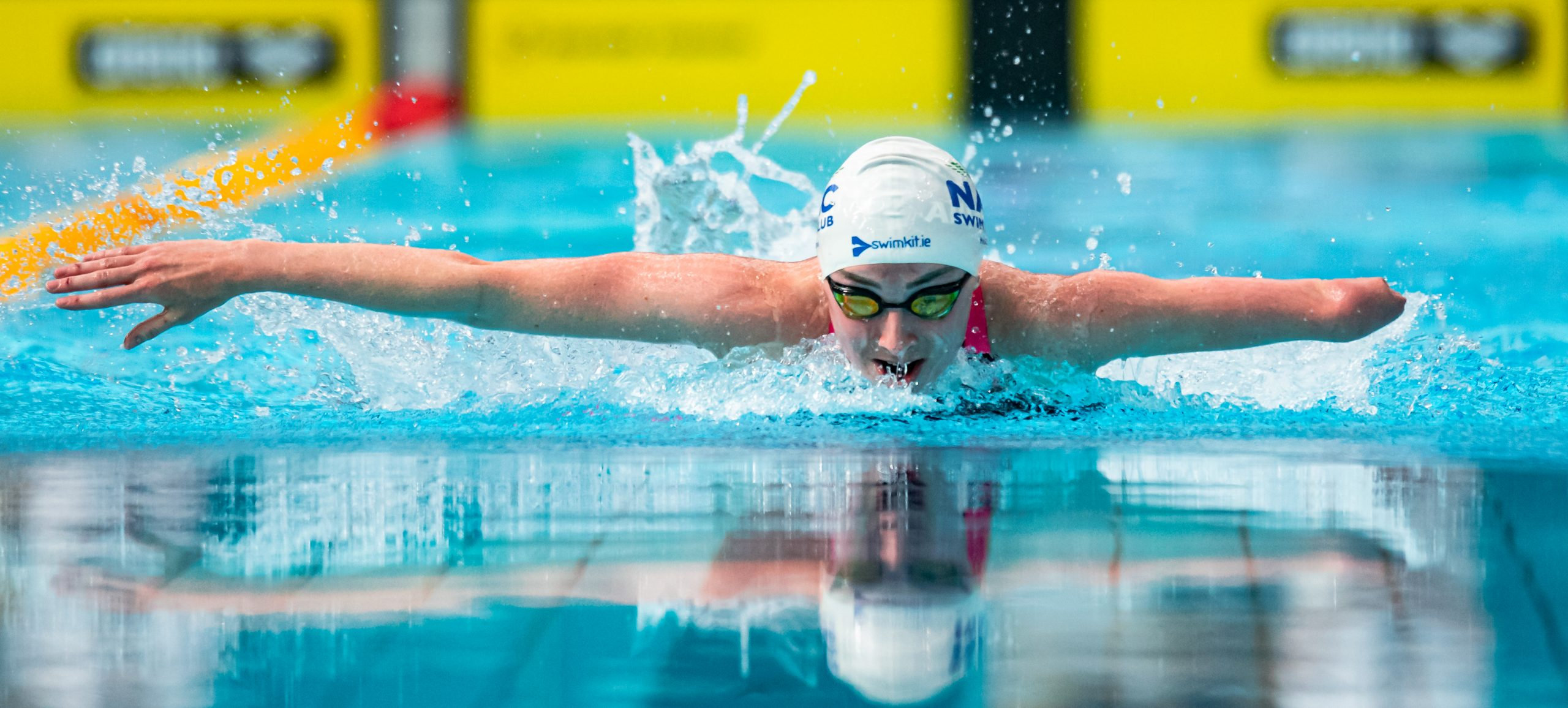 Ellen Keane competes in Day 3 of the Time Trials